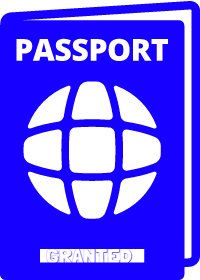 PASSPORT GRANTED